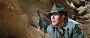 Of course, no one did more for Webley's contemporary recognition than Harrison Ford who used Webly WG in two Indiana Jones films.