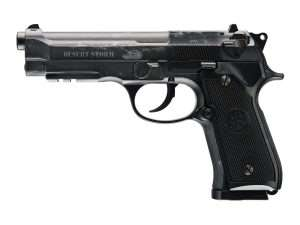The Special 25th Anniversary Beretta Model 92 A1 Desert Storm air pistol is limited to 750 guns.