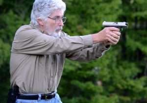 The blowback action gives the Compact Walther airgun a more realistic feel when it is fired.