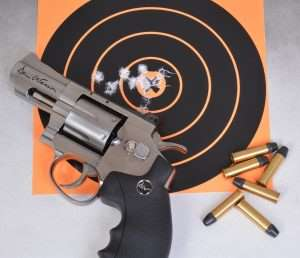 Best target for 12 shots measured 2.0 inches overall, with 10 of 12 at 1.75 inches and a best 5 rounds measuring 0.75 inches in the X.