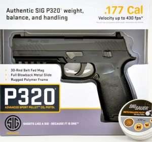 P320 ASP Part 2 | Airgun Experience