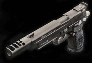 Sig Sauer P226 X-Five Open Part 1 | Airgun Experience