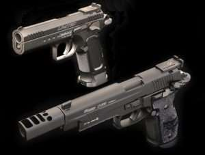 Sig Sauer P226 X-Five Open Part 2 | Airgun Experience