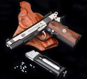 Umarex Colt Special Combat Classic Part 2   Airgun Experience