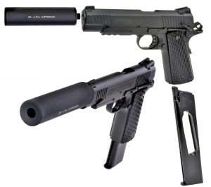 Swiss Arms 1911 Tactical | Airgun Experience