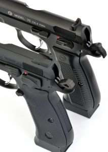 First Look: ASG's new CZ-75 SP-01 Shadow Blowback Action Pistol