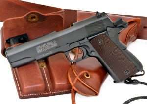 Swiss Arms 1911A1 Part 2 | Airgun Experience