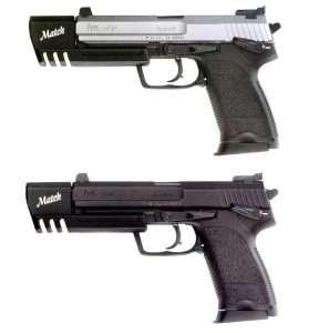 Umarex H&K USP Part 2 | Airgun Experience