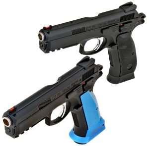 Asg Cz Sp 01 Shadow Blue Part 4 Airgun Experience