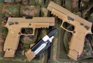 Sig Sauer S New M17 Part 4 Airgun Experience