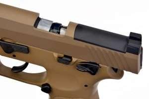 Sig Sauer's new M17 Part 2   Airgun Experience
