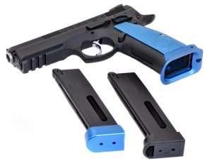ASG CZ SP-01 Shadow Blue part 4 | Airgun Experience