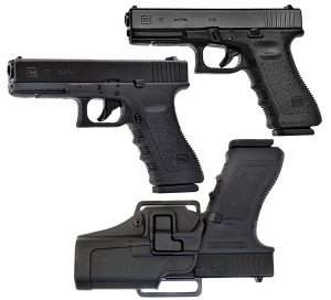 Umarex Glock G17 Blowback Action Model | Airgun Experience