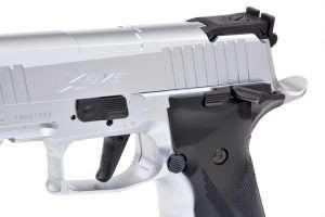 Sig Sauer X-Five ASP Silver Competition Part 1 | Airgun
