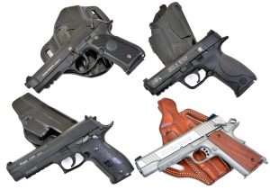 Crazy for holsters | Airgun Experience
