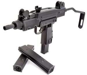 War Games: Uzi Pistol vs  HK MP5 K | Airgun Experience