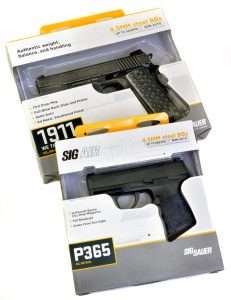 Sig Sauer P365 Part 1 | Airgun Experience