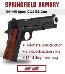 Springfield Armory 1911 Mil-Spec. CO2
