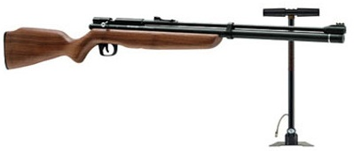 Benjamin Discovery Rifle & Pump