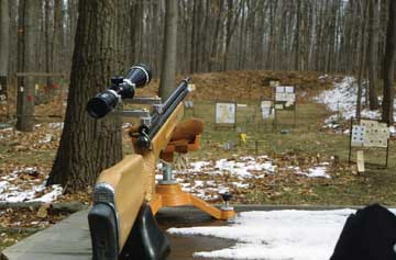 Great Designing A Home Shooting Range