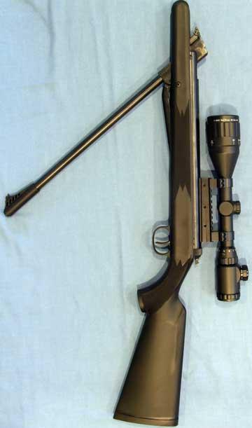 How to cock and load a spring air rifle   Air gun blog