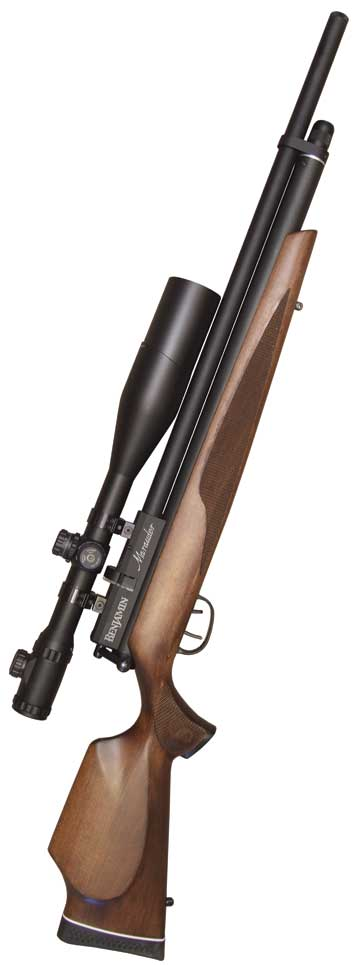 The Benjamin Marauder – Part 1 | Air gun blog - Pyramyd Air Report