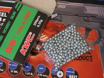 SIG Sauer SP 2022 BB pistol – Part 1 | Air gun blog
