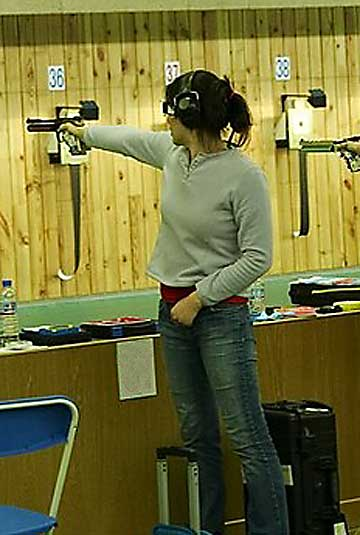10-meter pistol shooting – Part 1 | Air gun blog - Pyramyd Air Report