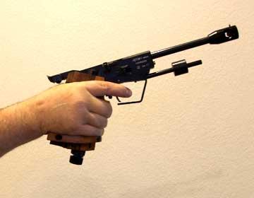 10 meter air pistol target pdf