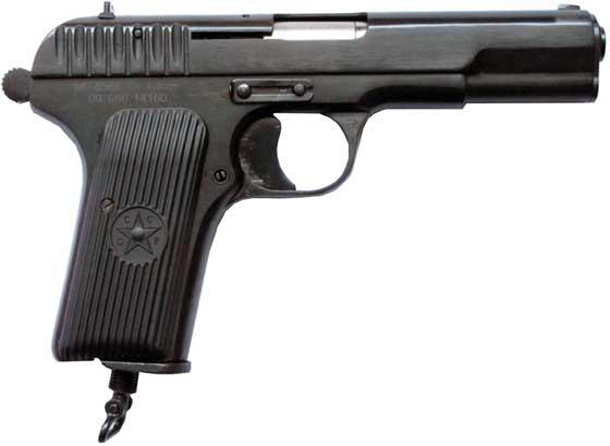 IZH MP-656K or TT33 BB pistol – Part 2 | Air gun blog
