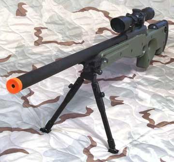 Sniper Bebe Gun