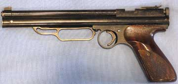 Crosman 105/106 multi-pump pistols | Air gun blog - Pyramyd