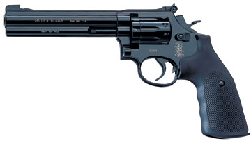Every Bit The Smith Wesson Revolver This Model 586 Is A Jewel