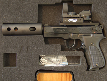 Walther CP88 Tactical – part 3 | Air gun blog - Pyramyd Air Report
