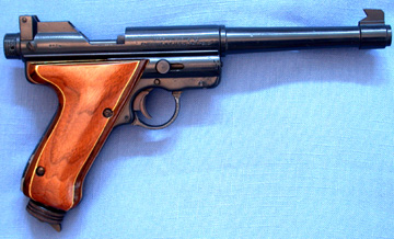 The LD pistol from Mac-1   Air gun blog - Pyramyd Air Report
