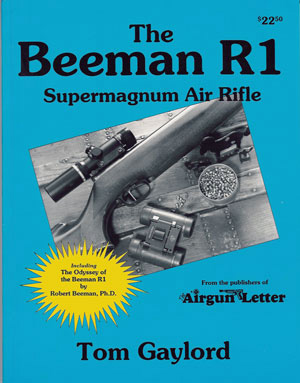 Beeman R1 update report | Air gun blog - Pyramyd Air Report