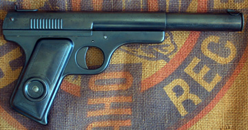 The Bb Pistol That Didn T Shoot Bbs Air Gun Blog