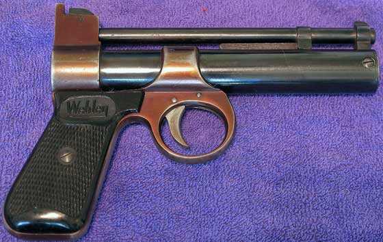 My new Webley Junior – Part 3   Air gun blog - Pyramyd Air