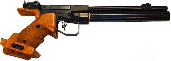Looking back at the FWB C-20 pistol – Part 3 | Air gun blog
