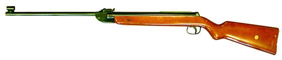Diana model 27 breakbarrel air rifle