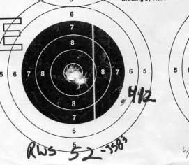 Aiming advice - Range Report