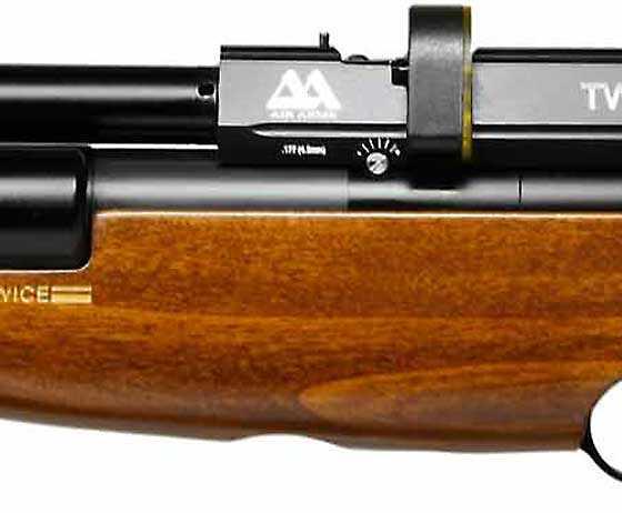 The Air Arms Twice PCP Air Rifle: Part 1 | Air gun blog