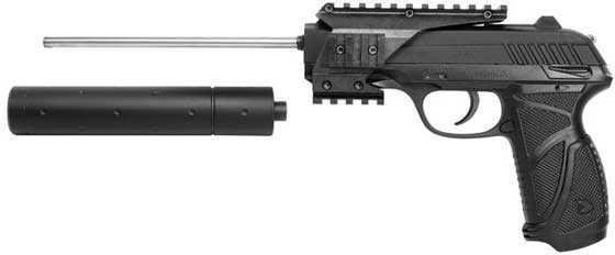 Gamo Pt 85 Blowback Tactical Air Pistol Part 1 Air Gun