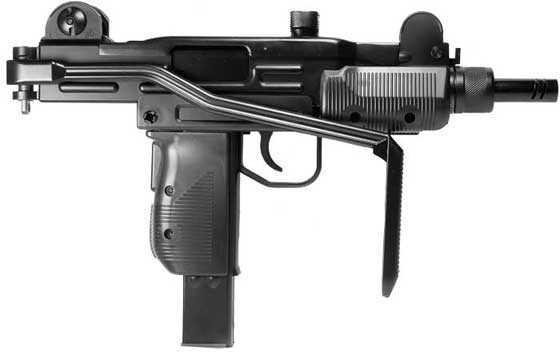 UZI CO2 BB Submachine Gun from Cybergun: Part 1 | Air gun blog