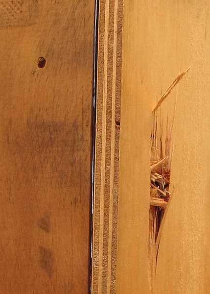 Wood Pellet Trap Plans