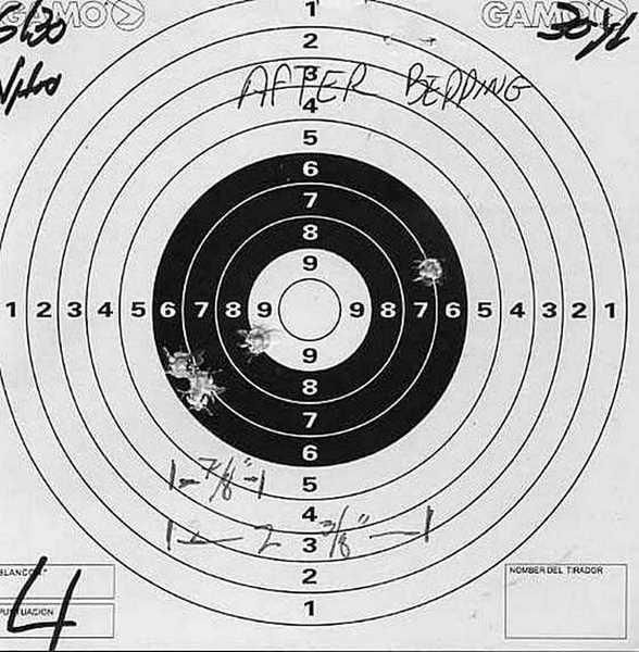 Does roulette barrel target
