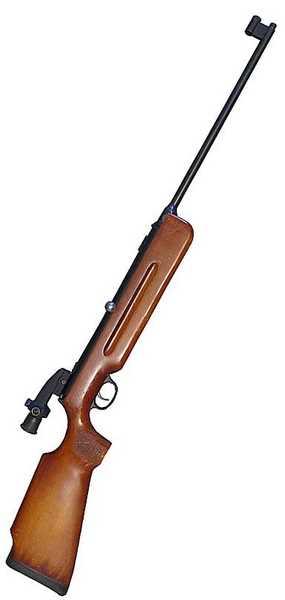 Haenel 311 target rifle: Part 3 | Air gun blog - Pyramyd Air