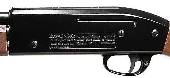 Crosman 2100B multi-pump air rifle: Part 1   Air gun blog