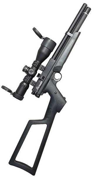 CenterPoint 3-12x44AO Compact Rifle Scope | Air gun blog