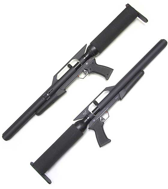 AirForce Talon SS precharged pneumatic air rifle both sides